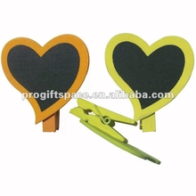 Newest DIY Heart Mini Clothespins