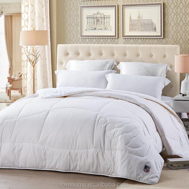 Wholesale Quilt Cotton Microfiber Comforter Filling Duvet Insert