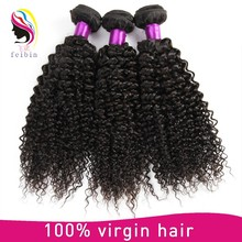 Tangle free no shed hair weaving kinky curl wholesale hair relaxers for black hair