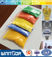 art ceramic glaze stain pigment powder