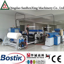 Cloth accessories TPU extrusion laminating coating machine