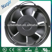 water proof 172x150x51mm industrial ac axial cooling fans