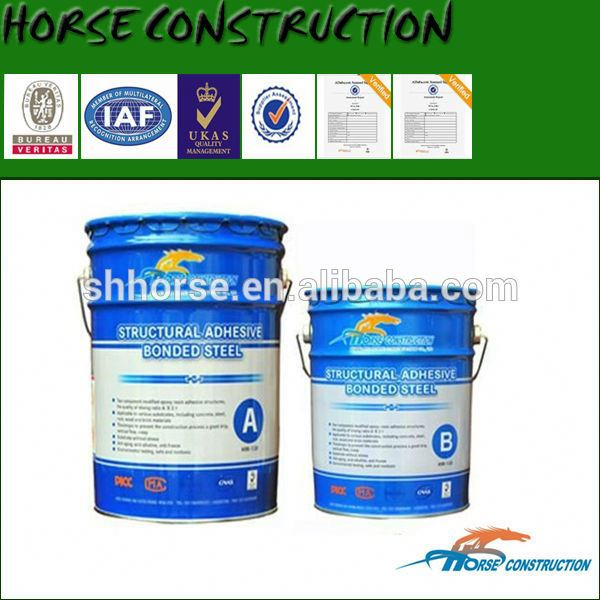 Bisphenol-A Steel Bonded Adhesive for bonding reinforcement high quality