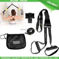 OEM Hot Sale Crossfit Exercise Fitness Resistance Suspension Trainer for Door Gym