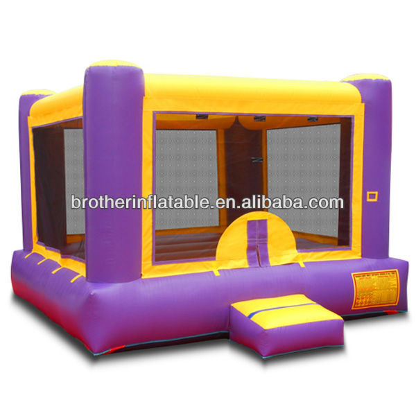 Princess jumping castle children toys