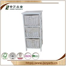 Brand New Accept OEM Rustic Hinging Medical Drawers Small Wooden Cabinet With Many Drawers