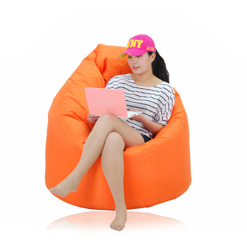 Hot waterproof outdoor lazy sofa bean bag chair