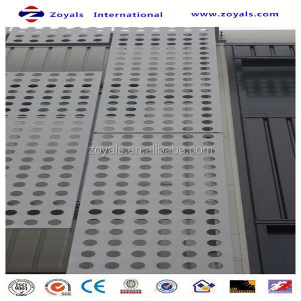 hot-selling low price micro aluminum perforated metal (ISO9001 factory)
