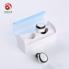 Ultra Small Super Bass Earphone V4.1 Version Bluetooth Stereo Headphone Waterproof The Usb Headset Truly Wireless Tws Earbuds