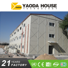 Yaoda new arrival easy install prefab light steel building k house