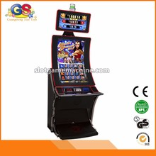Custom OEM Bill Acceptor Upright Arcade Amusement Casino Game Table Top Slot Machines Taiwan