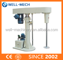 Paint and coating dispersion mixing machine