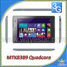 7 inch tablet built in 3g tablet pc with gsm cell phones Hot selling MTK8389 1.2GHz mid