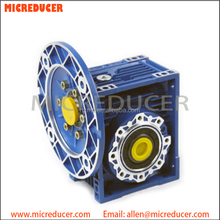 Right angle NMRV25 to 150 Speed Reducer