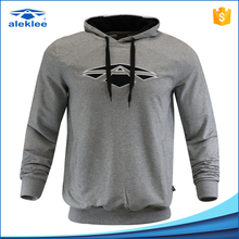 OEM Service Fashion Sports and Leisure fleece blank hoodies and sweatshirts custom mens hooded crewneck sweatshirt with pockets
