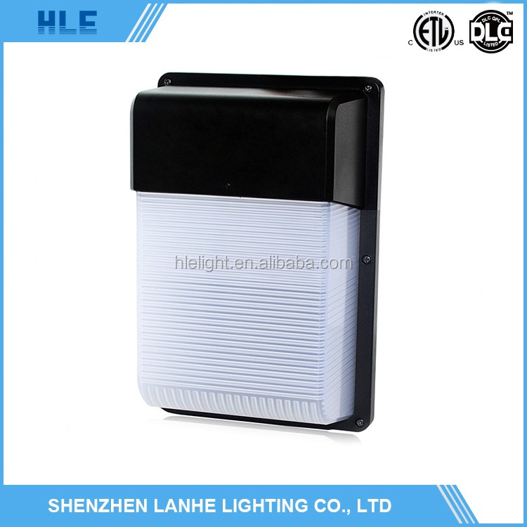 Modern Popular Led Curtain Wall Light Led outdoor Light with photocell