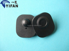 China channel tag ,Mini square tag for glasses anti-theft security EAS optical hard tag YF-001