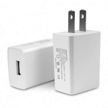 High Quality Single USB 5V 1A Output Mobile Fast Charger with CE Certitified