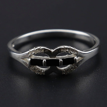 2019 China silver ring silver infinity ring infinity ring for men