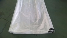 UV-treated raw material hdpe woven plastic sheeting, laminated plastic woven greenhouse fabric