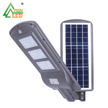 Get a discount High lumen good price smd all in one solar led street light