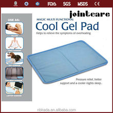 slim gel cooling pad for body