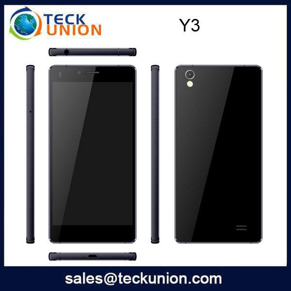 Y3 6.5mm Super Slim phone Factory direct unlocked with android 4.4 dual sim card dual standby mobile pho