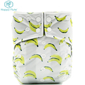 baby hot product Happyflute cloth nappies baby diaper washable factory