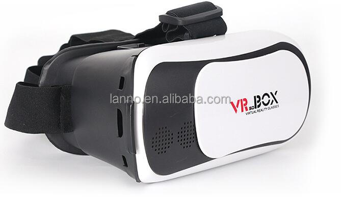Original factory authorized agent Wholesale OEM customized Accept 2016 VR BOX ONE 3D Glasses Virtual Reality VR BOX 2.0