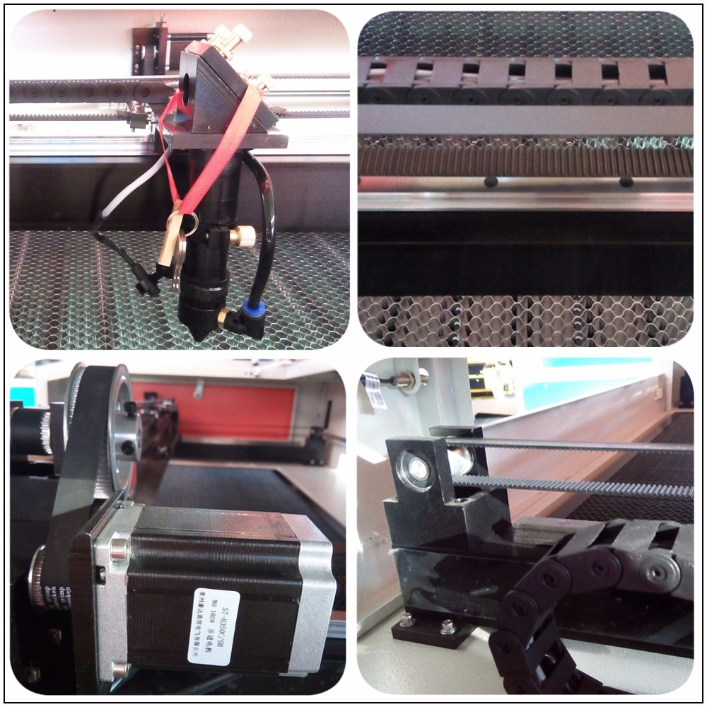 low price 150w laser engraving machine for acrylic plactis