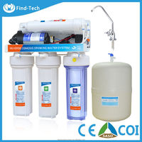 5 stage water heater ro machine,reverse osmosis high pressure pumps