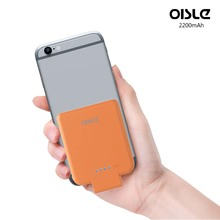 OISLE Popular and Slim Power Bank Ultra Slim Battery Case for Apple iPhone
