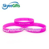 Promotion Watch Shape Wristband With Various