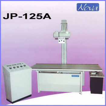 JP-125A(125mA) Radiography medical x ray unit