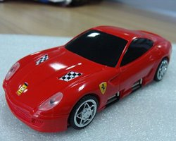 best selling Ferrari car design USB2.0 4 port HUB, fashional design usb hub,