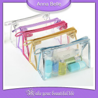 Hot Sell Promotional Clear New design multi-function travel PVC cosmetic bag travel toiletry bag