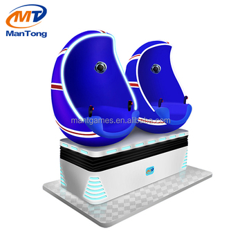 Mantong 2018 Newest Real Feeling Space Fighter Ship Game Cinema Simulator Virtual Reality 9D VR center