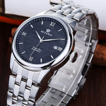 Best Selling Automatic Mechanical Stainless Steel Material and Men's brand watch