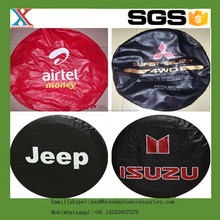 coloured polyester,oxford 600D & 210D car tyre bag/cover/bag
