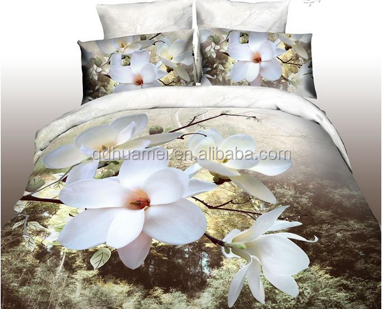chinese best selling items wdding 3d bedding set