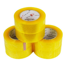 Reach bopp packing adhesive tape/BOPP adhesive packing tape/strong sticky adhesive bopp tapes