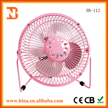 2016 Electric Hot Selling Wholesale USB Fan