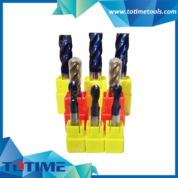 TOTIME Carbide Endmill Made in China