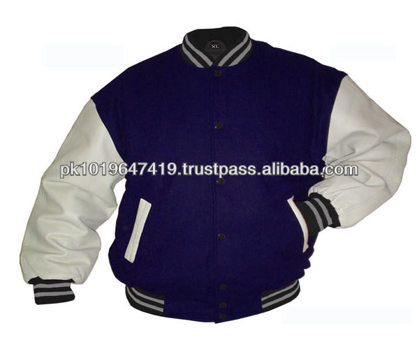 Attach pin badge men's bomber jacket, cool design man varsity jacket, wholesale alibaba clothing