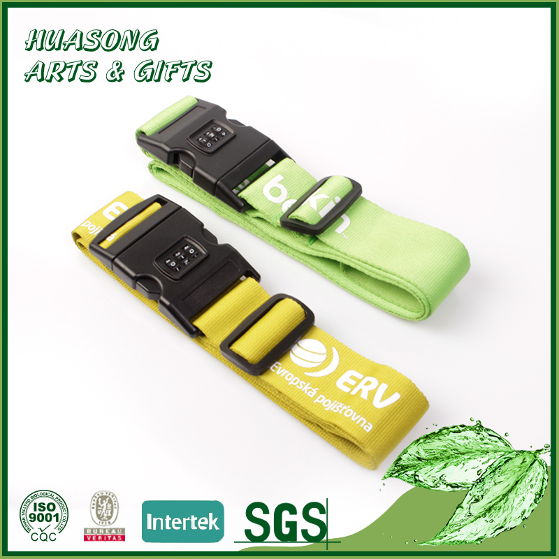 Cheap Custom Named Luggage Straps with Digital Scale
