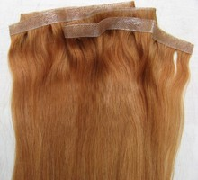 New arrival remy virgin fashioned 5A chinese girl glue tape in hair extension