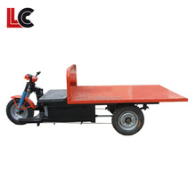 Hot sale LC152 48v electric loading kiln tricycle for brick factory with high efficiency