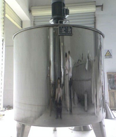 shower gel anti-corrosion chemical mixing machinery design;ISO industrial mixing tank price