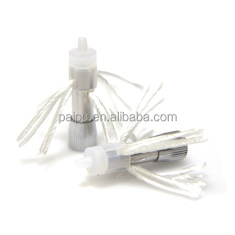 Electronic Cigarette coils head Accessory Rebuildable Wick Replacement ecig Coil Head
