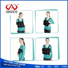 China advanced well stability Medical Arm Support Belt Pouch Arm Sling for Arm Fracture Support Brace